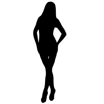 15660-illustrated-silhouette-of-a-beautiful-woman-pv