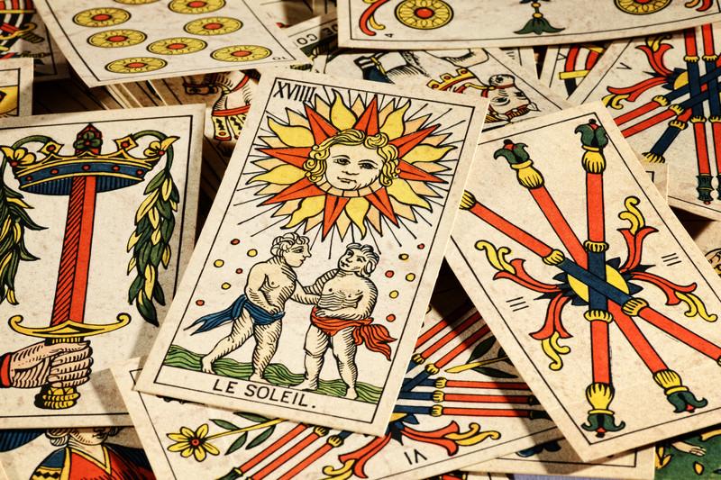 free fortune teller tarot cards