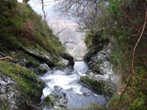 mountain spring