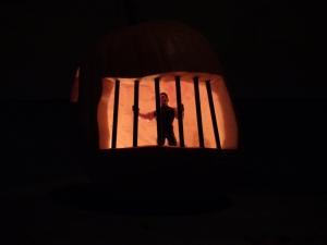 pumpkin-cage