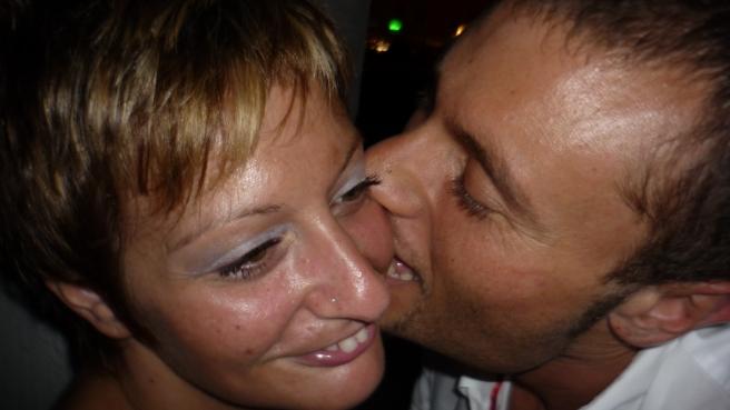 drunk kiss
