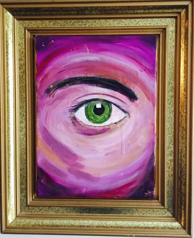 eye-painting